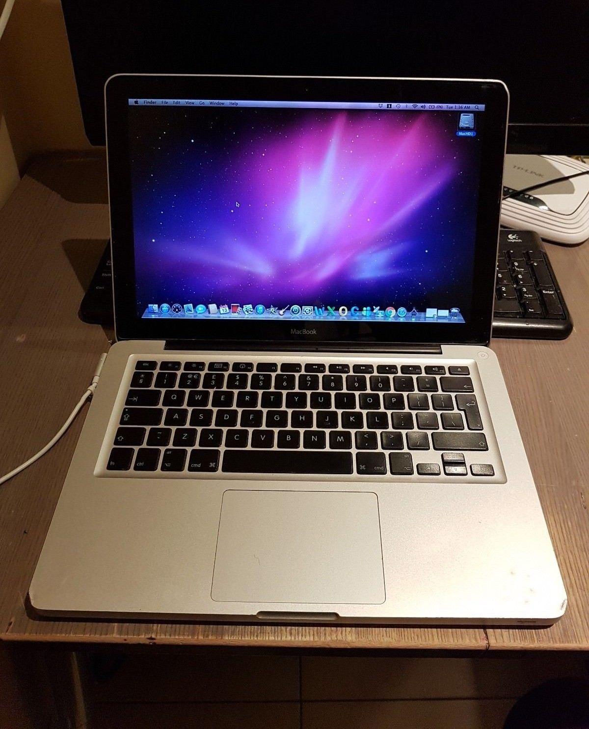 Apple MacBook Pro 13 (Late 2008) |